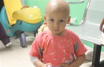 """والد طفل مريض سرطان: """"الخدمة في مستشفى 75357 ممتازة جدا.. ونحتاج إلى مزيد من الدعاء"""""""