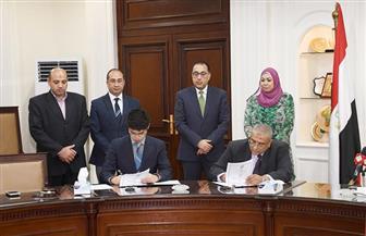 وزير الإسكان يشهد توقيع مذكرة تفاهم إنشاء أول منطقة صناعية بالعلمين الجديدة مع شركة صينية | صور
