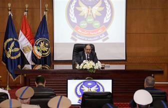 وزير الداخلية يكشف لطلبة الشرطة حجم المخاطر التي تواجه الوطن
