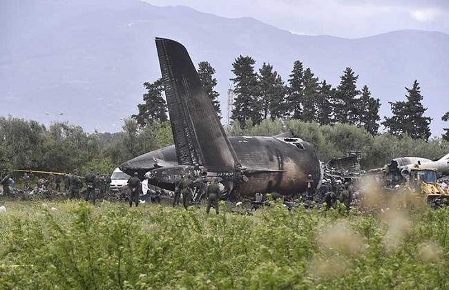 الجيش الأمريكي يؤكد تحطم طائرة عسكرية في أفغانستان