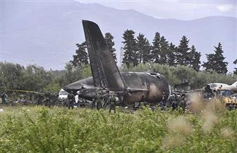 سقوط طائرة عسكرية بولاية أم البواقي في الجزائر