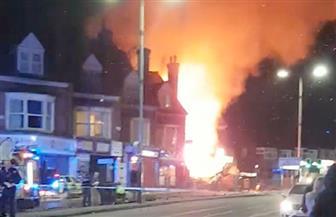 إصابة 30 شخصا جراء انفجار شمالي لندن