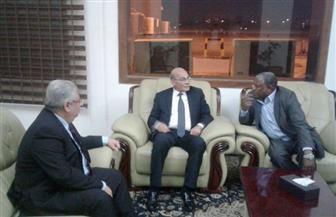 وزير الزراعة يشارك في اجتماعات الشركة السودانية المصرية للتكامل بالخرطوم