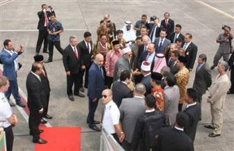 الإمام الأكبر يغادر إندونيسيا متوجها إلى سنغافورة عقب زيارة استمرت 4 أيام| صور