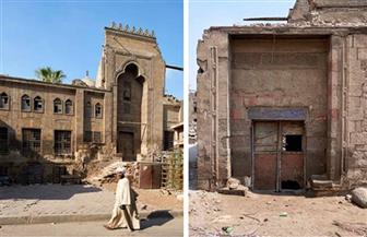 بدء تنفيذ برنامج التوثيق الأثري لمجمع تكية وقبة إبراهيم الكَلشني وفقًا للمعايير العالمية | صور