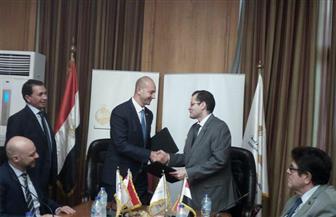 بنك مصر يوقع بروتوكولا مع غرفة الطباعة لتمويل المشروعات الصغيرة 