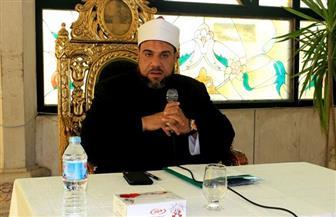 """قافلة دعوية بمساجد المنتزه عن """"حرمة الكذب والإفساد"""" نظمتها أوقاف الإسكندرية"""