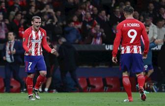 أتلتيكو مدريد يغتال أحلام أرسنال ويصعد لنهائي الدوري الأوروبي