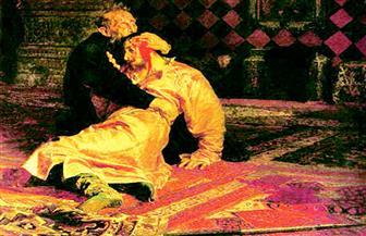 """مخرب لوحة """"إيفان الرهيب"""" الروسية يرجع عن أقواله: أتلفتها لإنقاذ سمعة القيصر"""