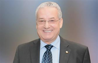 """رئيس المقاولون العرب يتفقد مشروع """"شرق تيماء"""""""