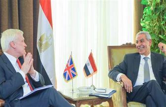 بريطانيا: قرار خروجنا من الاتحاد الأوروبى لن يؤثر على علاقتنا الاقتصادية مع مصر