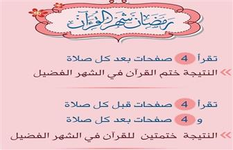 تعرف على أسهل طرق ختم القرآن الكريم في رمضان