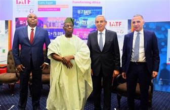 قابيل: استضافة مصر لمعرض التجارة الإفريقى خطوة لتعزيز التقارب