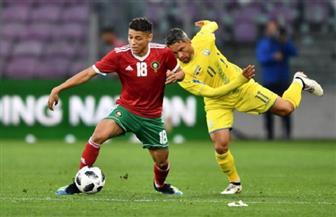 المغرب يتعادل مع أوكرانيا استعدادا لمونديال روسيا