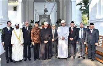 مستشار شيخ الأزهر يكشف كواليس زيارة الإمام الأكبر لإندونيسيا