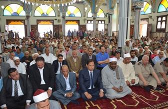 """محافظ الغربية يفتتح تطوير مسجد بتكلفة 3 ملايين جنيه بالجهود الذاتية في """"جناج"""""""