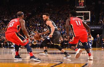 بليكانز يهزم وريورز بنصف نهائي القسم الغربي بدوري السلة الأمريكي