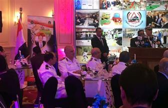 مساعد وزير الداخلية: قضايا المرور هدف أساسى للوزارة | صور