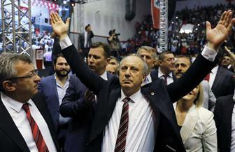 """""""محرم"""" ينافس """"رجب"""" فى الانتخابات الرئاسية التركية"""