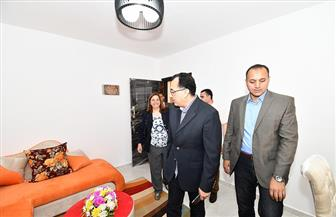 وزير الإسكان يسلم 4416 وحدة إسكان اجتماعي بمدينة الشروق  صور