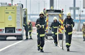 إنقاذ 1300 معتمر باكستاني من حريق في فندق بالمدينة المنورة