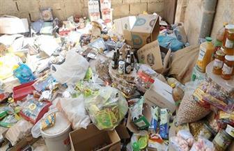 ضبط  أكثر من 4 أطنان جبن وعصائر فاسدة داخل مصنعين بالإسكندرية