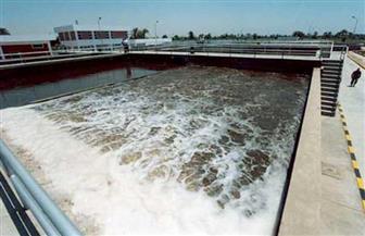 """""""سيناء للخدمات البترولية"""" تقيم أول محطة لمعالجة الصرف الصناعى ببورسعيد"""