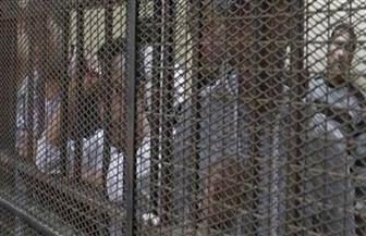 """المشدد لـ٣ متهمين في قضية """"اقتحام مركز شرطة أطفيح"""""""