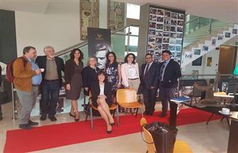 ملتقى أكاديمية الفنون في روما يناقش البعد المتوسطي لمبادرة العودة للجذور   صور