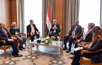 رئيس الوزراء يستعرض المؤشرات الإيجابية للاقتصاد مع نائب رئيس صندوق النقد الدولي
