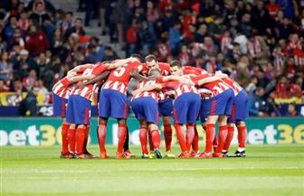 اتليتيكو يفرط في سجله المثالي على ملعبه بالهزيمة أمام اسبانيول