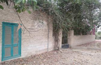 """""""بوابة الأهرام"""" فى مسقط رأس خالد محيي الدين ترصد الاستعدادات لجنازته / صور"""