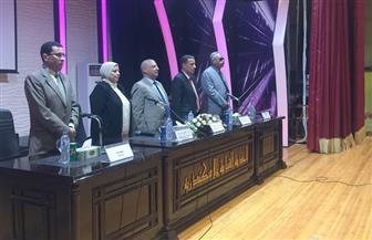 انطلاق فعاليات الدورة الـ 19 لمؤتمر أدباء غرب ووسط الدلتا | صور