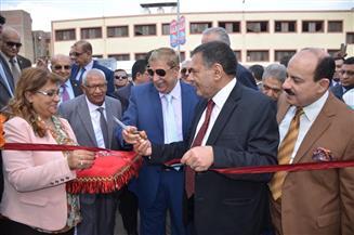 افتتاح مقر محكمة الأسرة الجديد بالإسماعيلية | صور