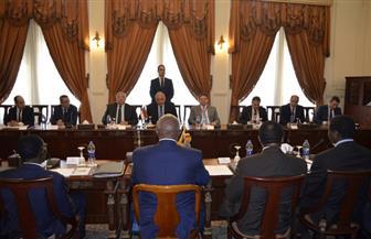 وزير الخارجية يجري مشاورات ثنائية مع نظيره الأوغندي على هامش اجتماعات اللجنة الوزارية المشتركة | تفاصيل