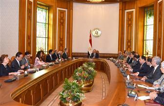 الرئيس السيسي يلتقي نائب مدير صندوق النقد الدولي.. ويؤكد: مصر على الطريق الصحيح | صور