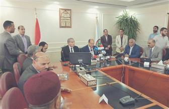 أبوزيد: 8 ملايين دعم رجال الأعمال بمطروح لمبادرة توفير السلع بتخفيض 30%