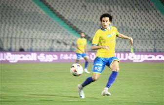 محمد صادق يتقدم للدراويش بالهدف الثالث في مرمى الجونة
