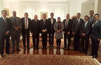السفير المصرى بجنوب إفريقيا: الخارجية بذلت جهودا كبيرة فى دعم الجندى لرئاسة البرلمان
