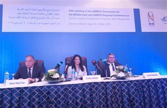 رانيا المشاط: استضافة مصر اجتماع منظمة السياحة العالمية انطلاق لدعم العلاقات الدولية