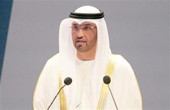 وزير الدولة الإماراتي يصل إلى القاهرة في زيارة تستغرق يومين