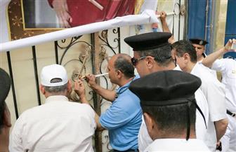 إغلاق وتشميع منتجع فيينا بحي السويس بعد صعق طفلة بالكهرباء فى حفل حمادة هلال| صور