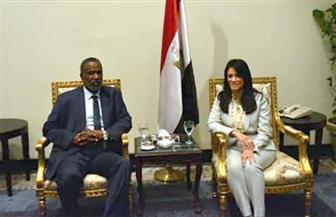 وزيرة السياحة: حريصون على استمرار التعاون مع الجانب السوداني
