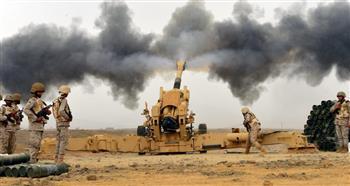الدفاع الجوي السعودي يعترض صاروخا باليستيا في سماء الرياض