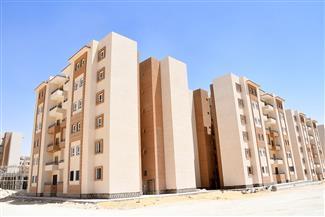 """""""الإسكان"""" تتابع موقف تنفيذ وحدات الإسكان الاجتماعي بـ4 محافظات و3 مدن"""