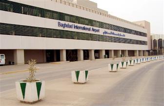 العراق: مطار بغداد الدولي يتعرض لقصف صاروخي