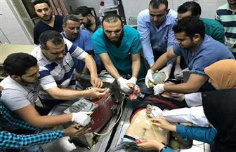 طوارئ المنصورة تحذر المواطنين من ماكينات الفرم بعد تكرار حوادثها   صور