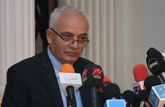 رضا حجازي: ضبط 865 غشاشا في امتحانات الثانوية العامة