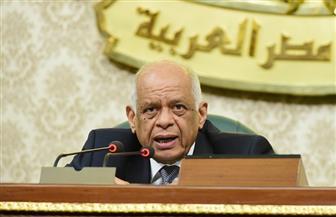 عبدالعال يقيم مأدبة غداء لرؤساء الوفود المشاركة بالجلسة الطارئة للاتحاد البرلماني العربي