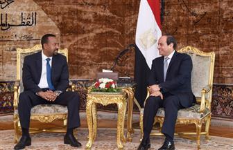 """برلماني: مباحثات """"السيسى"""" و""""أبي أحمد"""" أزالت مخاوف المصريين من سد النهضة"""